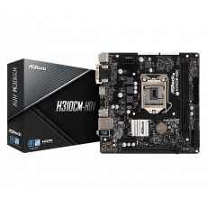 Placă de bază ASROCK H310CM-HDV (s1151/Intel H310)