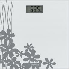 Cîntar de podea Tefal PP1070V0, White/flowers