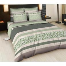 Lenjerie de pat Cottony Bumbac Miledy Verde