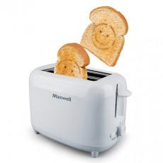 Prăjitor de pâine Maxwell MW-1505, White