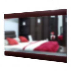 Oglinda de perete Ambianta Inter 3  (100 cm), Sonoma Dark