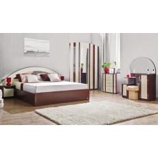 Set dormitor Ambianta Inter 2, Wenge