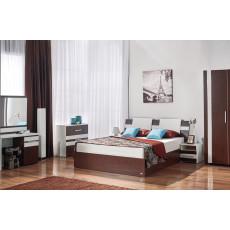 Set dormitor Ambianta Fenix, Wenge