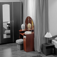Masă de toaletă Ambianta Inter (100 cm), Wenge