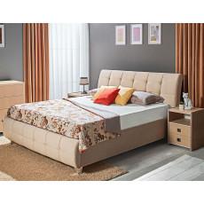 Set dormitor Ambianta Samba, Beige