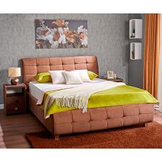 Set dormitor Ambianta Samba, Brown