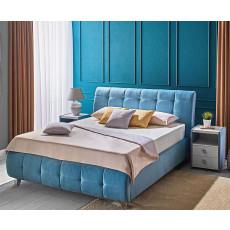 Set dormitor Ambianta Samba, Turcoaz