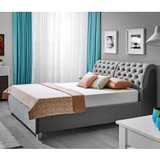 Set dormitor Ambianta Frankfurt, Grey