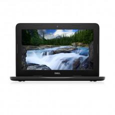 "Laptop 11.6 "" Dell Latitude 3190, Black"