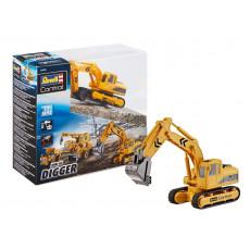"""Revell Control 23496 Mini excavator pe șenile cu telecomanda """"Digger"""""""