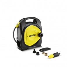 Tambur cu furtun compact CR 3.110 10m + 2m ( 5/16 = 8mm ) Karcher 2.645-210.0