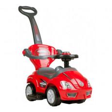 Tolocar Alexis Baby Mix Bayo Mega Car Red Mașină cu mâner, Красный