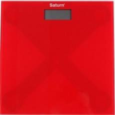 Cîntar de podea Saturn ST-PS0294, Red