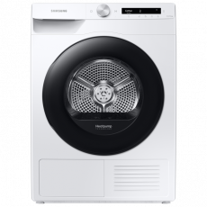 Uscător de rufe Samsung DV80T5220AW/S7, White/Black