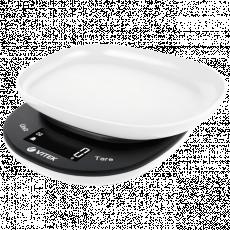 Cântar de bucătărie Vitek VT-8015, Black/White