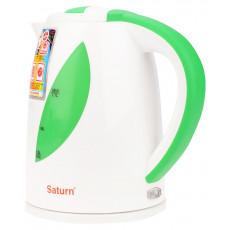 Fierbator de apa Saturn ST-EK8437, White/Green