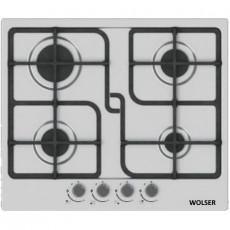 Plită încorporabilă Wolser WL- F 6401 CE, White