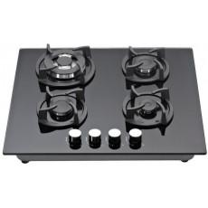 Plită încorporabilă Wolser WL-6406 GT IC, Black