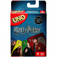 Mattel UNO FNC42 Joc de masa Harry Potter