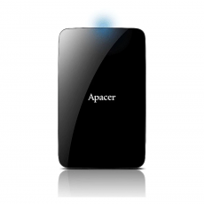 "2,5"" Hard Disk (HDD) extern 1.0 TB Apacer AC233, Black (USB3.1 Gen 1) (AP1TBAC233B-S)"