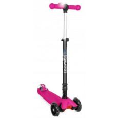 Trotinetă pliabilă YKS Foldable scooter 6+, Pink