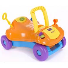 Tolocar KikkaBoo Ride-On Kikka Boo 2 in 1 Orange