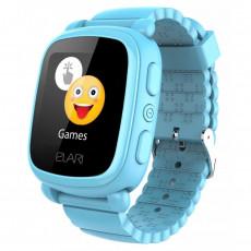 Ceas cu GPS pentru copii Elari KidPhone 2, Blue