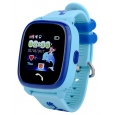 Ceas cu GPS pentru copii Wonlex GW400S Wifi, Blue