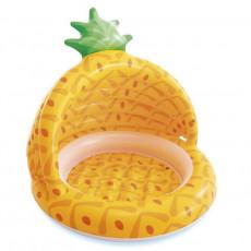 Piscină pentru copii Intex Pineapple 58414, 102x94 cm, 45 L