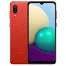 Smartphone Samsung Galaxy A02 (A022) (2 GB/32 GB) Red