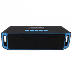 Boxă portabilă Esperanza EP126KB Folk, 6 W, Black/Blue