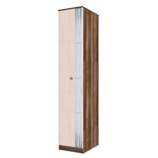 Dulap penal SV - Мебель ГАММА 15 (41,5 cm), Слива Валис / Дуб Млечный