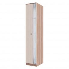 Dulap penal SV - Мебель ГАММА 15 (41,5 cm), Ясень шимо тёмный / Ясень шимо светлый