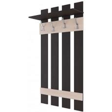 Cuier de perete SV - Мебель ВЕШАЛКА № 1, Дуб венге / Дуб млечный