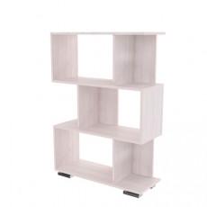 Raft SV - Мебель СТЕЛЛАЖ №1 (75 cm), Ясень Анкор светлый