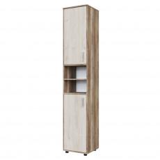Penal SV - Мебель ВИЗИТ 1 (40 cm), Каньон светлый / Гикори светлый