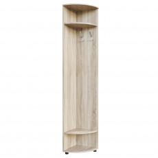 Final de colț SV - Мебель ВИЗИТ 1 (39 cm), Дуб сонома / Сосна джексон