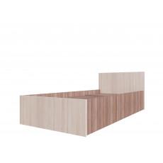 Pat SV - Мебель ЭДЕМ 5 (90 х 200 cm), Ясень шимо тёмный / Ясень шимо светлый