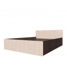 Pat SV - Мебель ЭДЕМ 5 (140 х 200 cm), Дуб венге / Дуб млечный