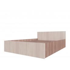 Pat SV - Мебель ЭДЕМ 5 (140 х 200 cm), Ясень шимо тёмный / Ясень шимо светлый