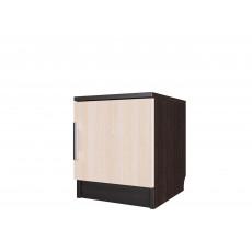 Noptieră SV - Мебель ЭДЕМ 5 (35 cm), Дуб венге / Дуб млечный
