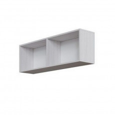 Raft de perete SV - Мебель Полка № 1 (936 mm), Ясень Анкор светлый