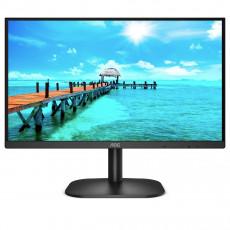 """Monitor 23.8 """" AOC 24B2XDA, Black (IPS, 1920x1080, 4 ms, 75 Hz)"""