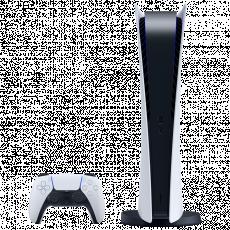 Consola SONY PlayStation 5 Digital Edition White