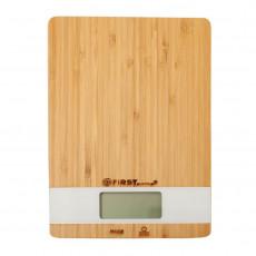 Cântar de bucătărie First 006410, Wood