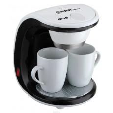 Cafetieră First 005453-2, Black/White