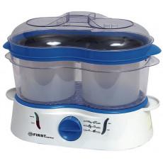 Aparat de gătit cu aburi First 005101, White