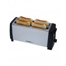 Prăjitor de pâine First 005367-CH, Gray/Black