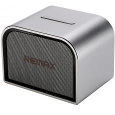 Boxă portabilă Remax RB-M8 mini, 5 W, Silver