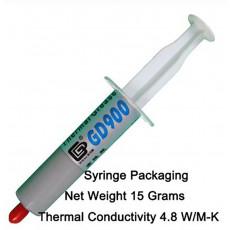 Termopastă GD GD900 4,8 w/m-K, 15 g